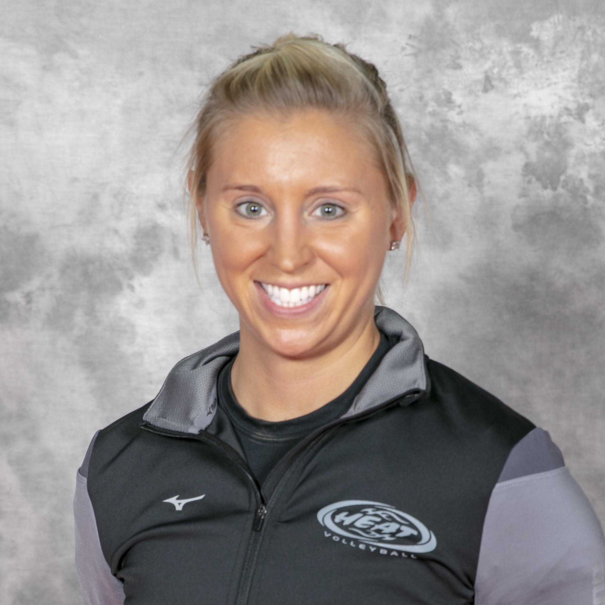 Alisha (Laing) Peters : Coach